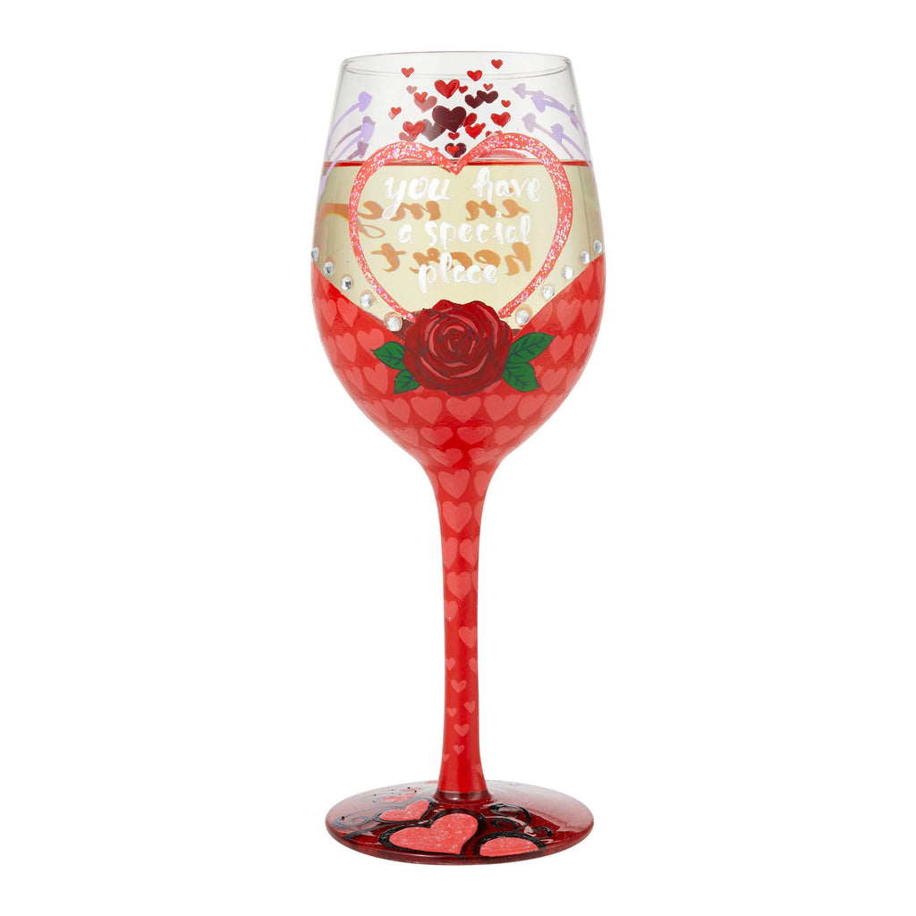 Special Place Wine Glass by Lolita®