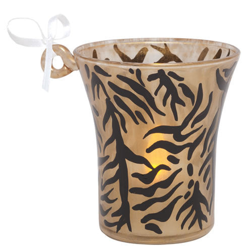 Mini-candle Tiger Ornament by Lolita®