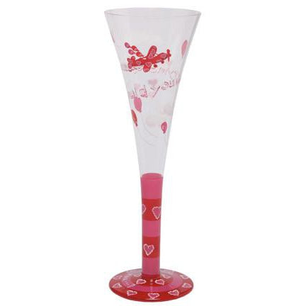 Would You Marry Me ...Again? Champagne Flute by Lolita®