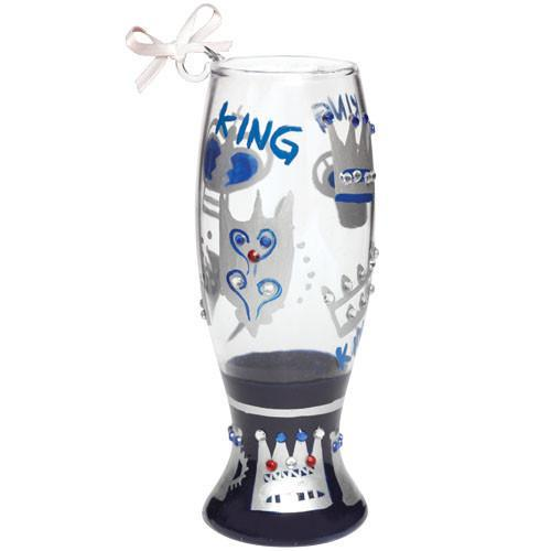 King Mini Pilsner Ornament by Lolita®