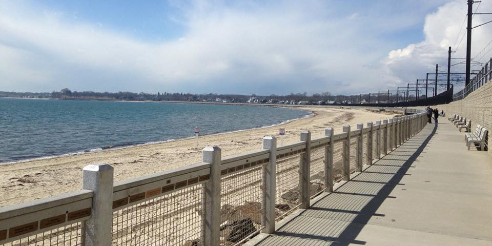 Niantic Connecticut Boardwalk
