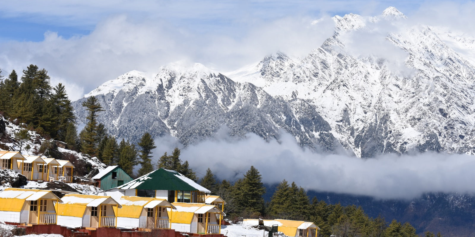 4 Reasons to Visit Auli this winter