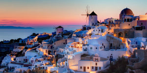 Another Pin for your World Travel Map: Soaking up the Santorini Sun