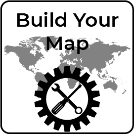 Build A Push Pin Travel Map