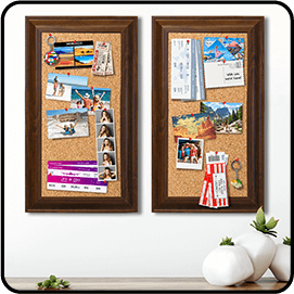 Cork Memory Boards