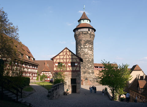 Imperial Castle in Nuremberg