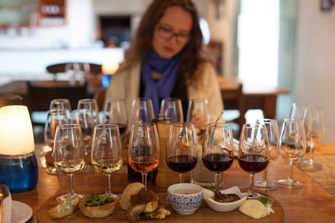 Stellenbosch wine and food pairing
