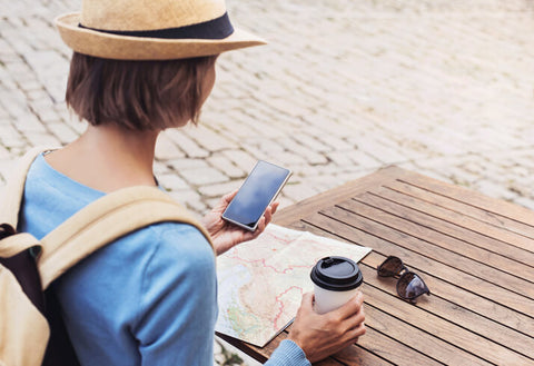 Smartphone Tour Guides