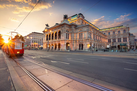 Vienna Sunset