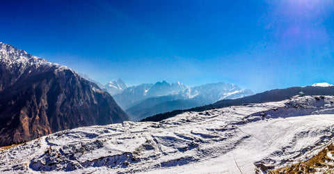 Mountain Views Auli, India