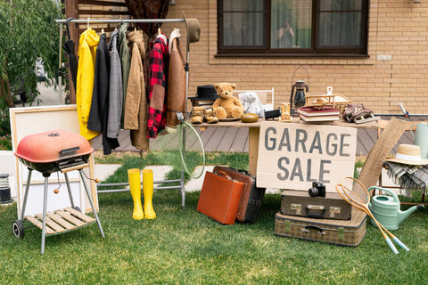 Sell The Items You No Longer Need