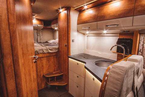 RV Comfortable Living Space
