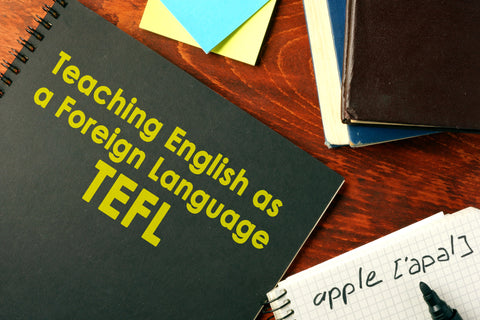TEFL certification to teach english