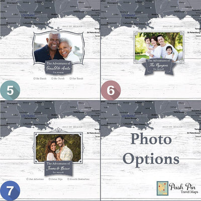 All Photo Personalization Options