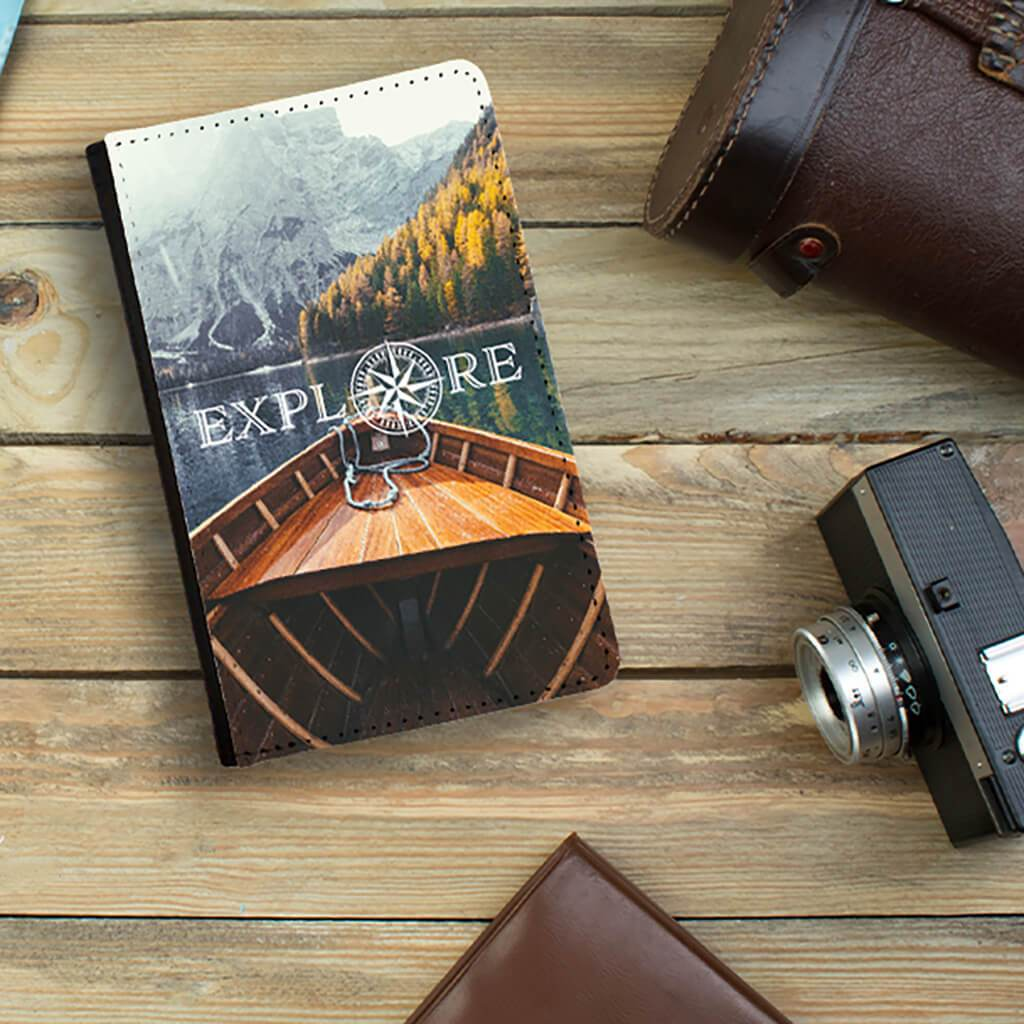 Explore Passport Cover (boat)
