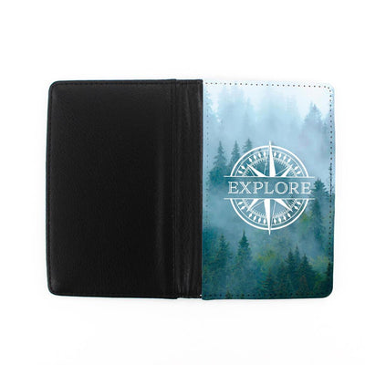 Explore Passport Cover (Misty Forest)