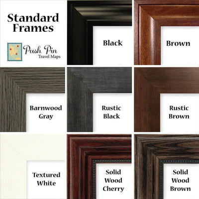 Standard Frame Options