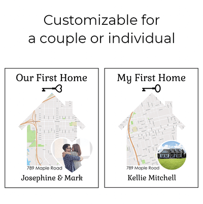 Personalization for individual vs for a couple