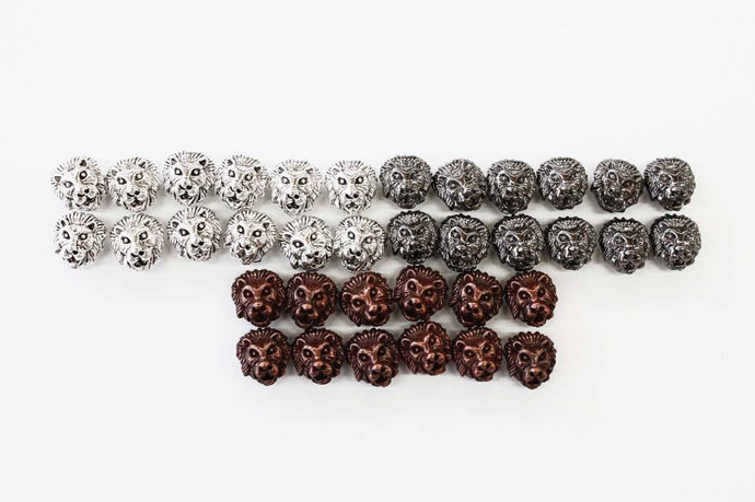 Just In: Lion Beads