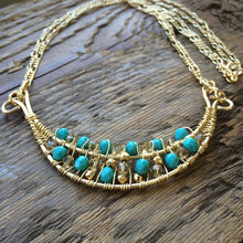 Wire Woven Necklace Class