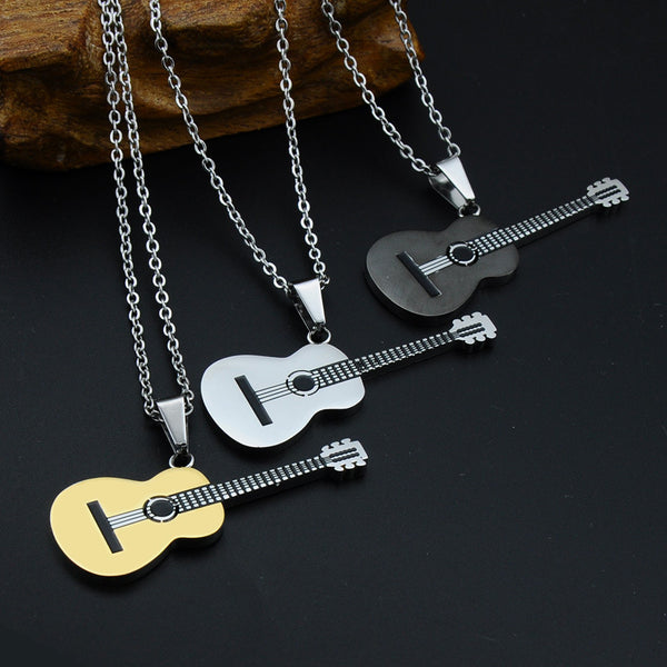 Cool Guitar Necklace for Music Lovers