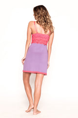 Dior Pink and Purple Chemise