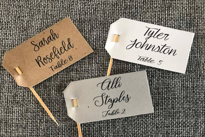 CUSTOM NAME / TABLE Tags