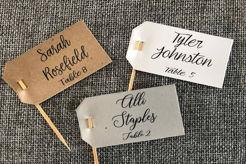 CUSTOM Name & Table ESCORT Flags