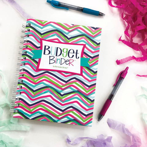 Budget Binder® Planner on Amazon Prime Canada