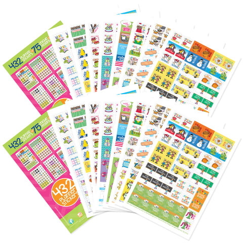 Planner Stickers on Amazon Canada