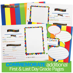 First/Last Day Extra Grade Levels Kit
