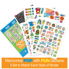 School Stickers by Denise Albright®