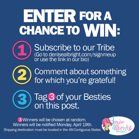 Enter for a Chance to Win