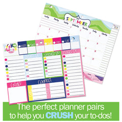 Shop Planner Pads NOW