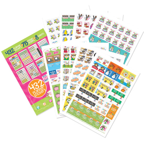 Busy Mom Stickers on Amazon Prime Canada