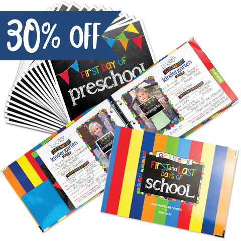 Primary Class Keeper® Album + Primary Flags School Signs on Amazon Prime