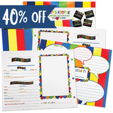 Class Keeper® Primary Extra Pages Kit on Amazon Prime