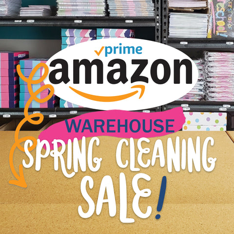 Denise Albright Studio Spring Cleaning Sale on Amazon Prime