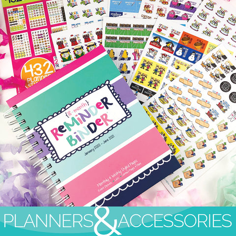 Planners & Accessories on Amazon Canada