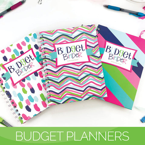 Budget Planners on Amazon Canada