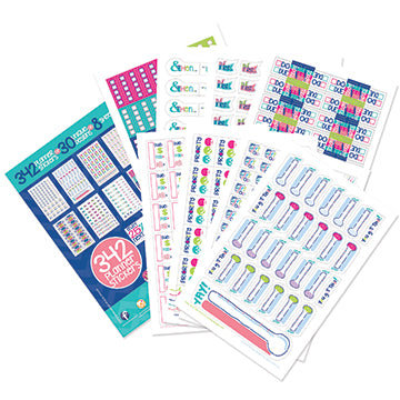 Get it Done Planner Stickers