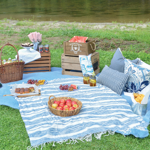 Family Picnic Tips by Home Stories at Oz