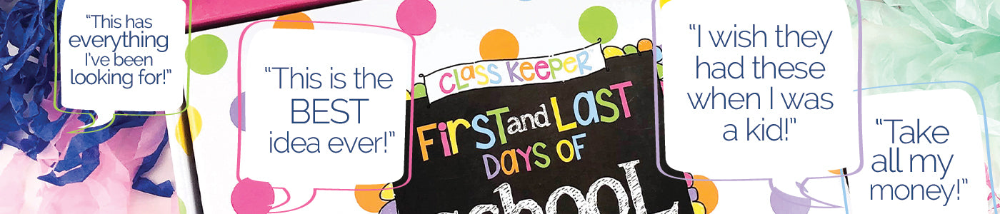 The Class Keeper® School Memory Book by Denise Albright