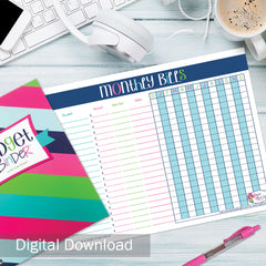 Monthly Bills Printable