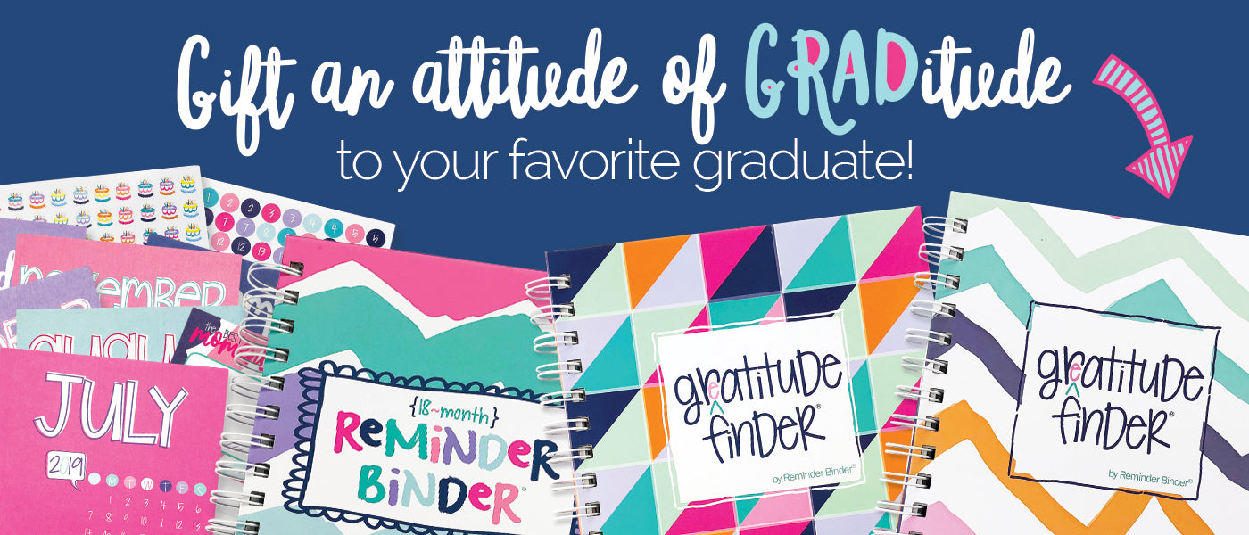 Graduation Gifts Gratitude Finder
