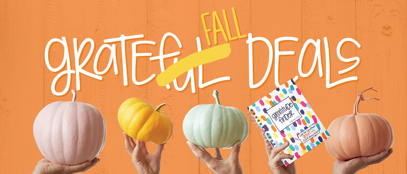 GrateFALL Deals by Denise Albright