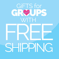 Gifts for Groups with FREE Shipping