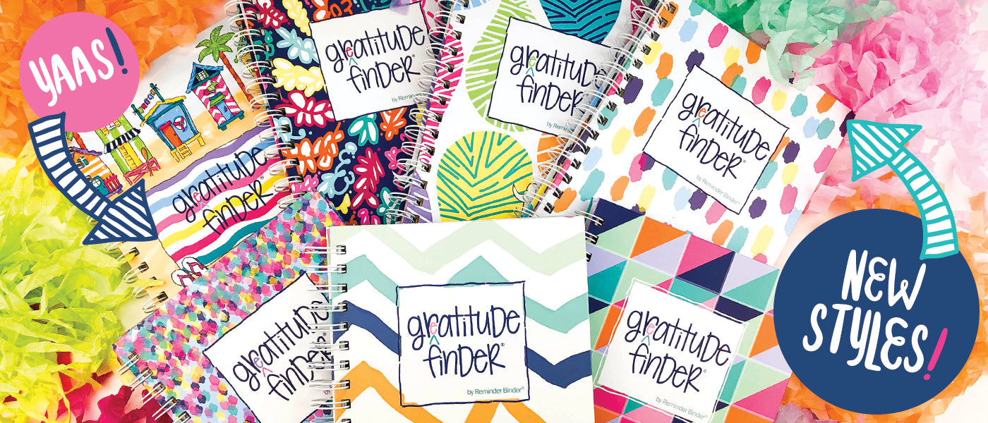 Gratitude Finder Journal