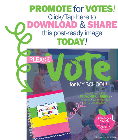 Get Your Shareable Vote Post Graphic