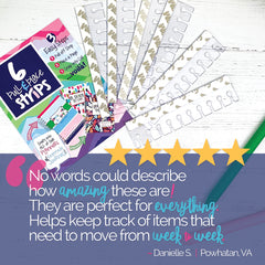 Pull & Place Strip Review